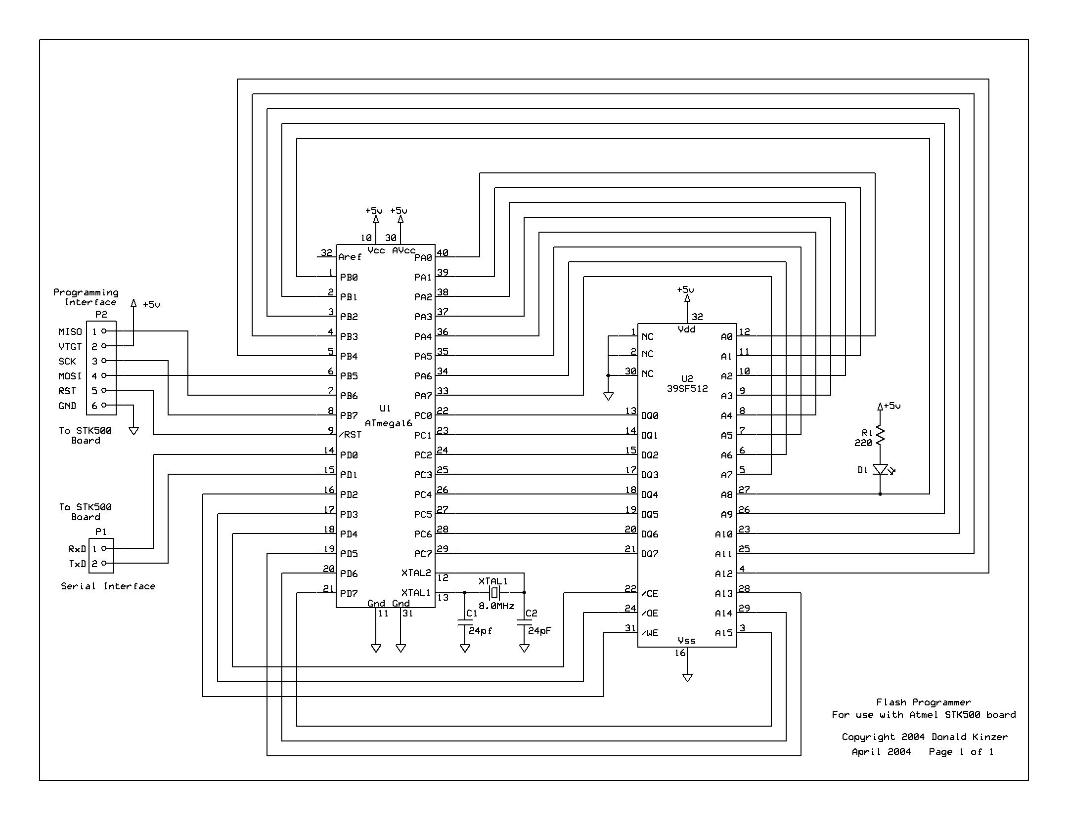 multi led flasher schematic wiring diagram website