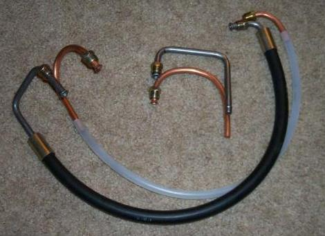 Scout Saginaw Power Steering Conversion